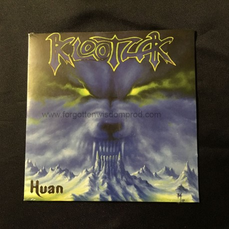 """KLOOTZAK """"Huan"""" MCD"""