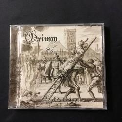 """GRIMM (Holland) """"Heksenkringen"""" CD"""
