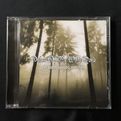 "ORDER OF THE WHITE HAND ""Through Woods and Fog"" CD"