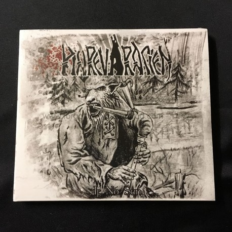 "PIAREVARACIEN ""If no Sun"" Digipack CD"