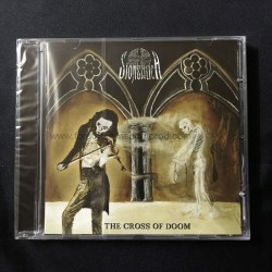 "STONEWITCH ""The Cross of Doom"" CD"