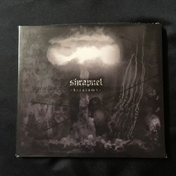 "SHRAPNEL ""Hecatomb"" Digipack CD"