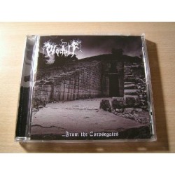 "WODULF (Greece) ""... From the Corpsegates"" CD"
