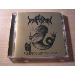 "DEIPHAGO ""Filipino Antichrist"" CD"