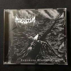"""MALEDICTUM """"Inhumana Muerte Negra"""" CD"""