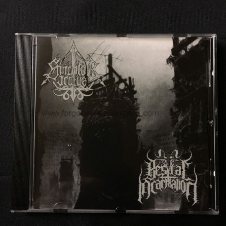 SPICULUM IRATUS/BESTIAL INCARNATION split CD