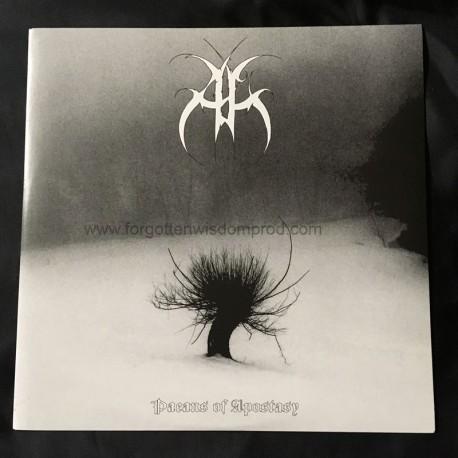 "ANNTHENNATH ""Paeans of Apostasy"" 12""LP"