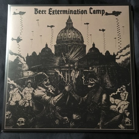 "BEER EXTERMINATION CAMP - compilation 12""LP"