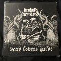 "BRUTALLY DECEASED ""Dead Lovers' Guide"" 12""LP"
