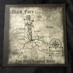 "DARK FURY ""This Story happened before"" 12""LP"