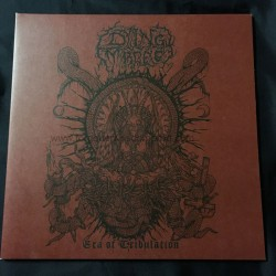 "DYING EMBRACE ""Era of Tribulation"" 12""LP"