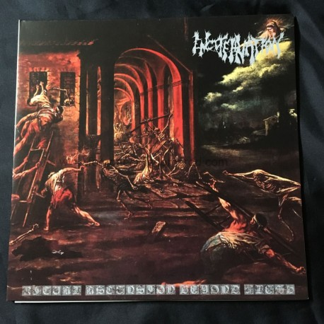 "ENCOFFINATION ""Ritual Ascension Beyond Flesh"" 12""LP"