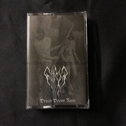 "GHAST ""Dread Doom Ruin"" Pro Tape"