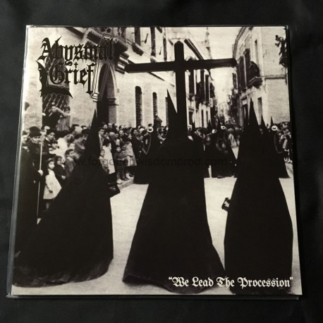 "ABYSMAL GRIEF ""We lead the Procession"" 12""LP"