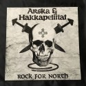 "ARSKA & HAKKAPELIITAT ""Rock for North"" 12""LP"