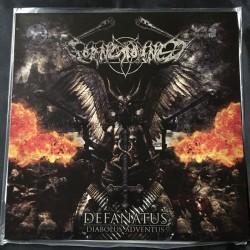 "HORNCROWNED ""Defanatus (Diabolus Adventus)"" 12""LP"