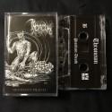 """THRONEUM """"Pestilent Death"""" Tape album"""