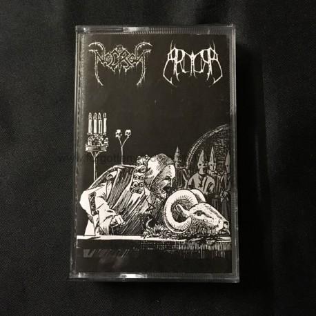 NECROS/ABNORM split Demo