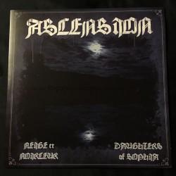 """NEIGE ET NOIRCEUR/DAUGHTERS OF SOPHIA split 12""""LP"""
