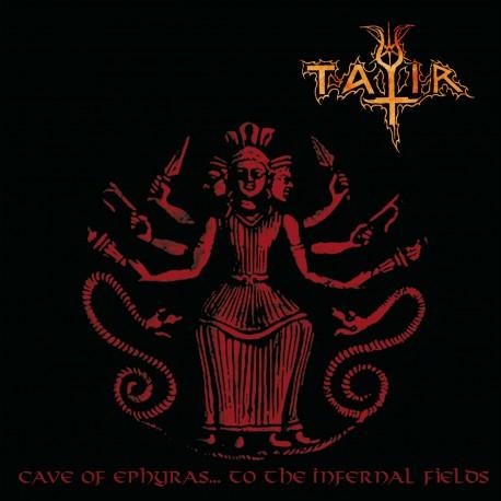 "TATIR ""Cave of Ephyras..."" Gatefold 12""LP"