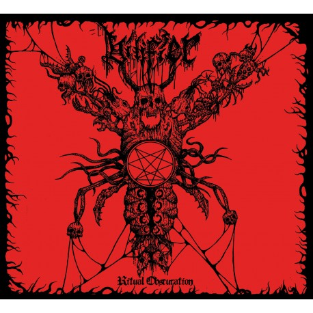 "VILIFIER ""Ritual Obscuration"" Digipack MCD"
