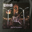 """VULTURE'S VENGEANCE """"Where the Time Dwelt In"""" 12""""LP"""