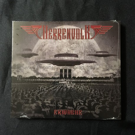 "HERRENVOLK ""Erwache"" Digipack CD"