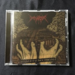 "EXTIRPATION ""Wings of Decadence"" CD"