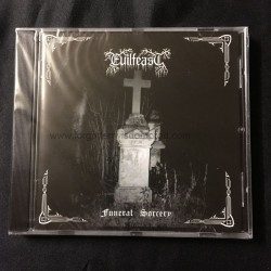"EVILFEAST ""Funeral Sorcery"" CD"