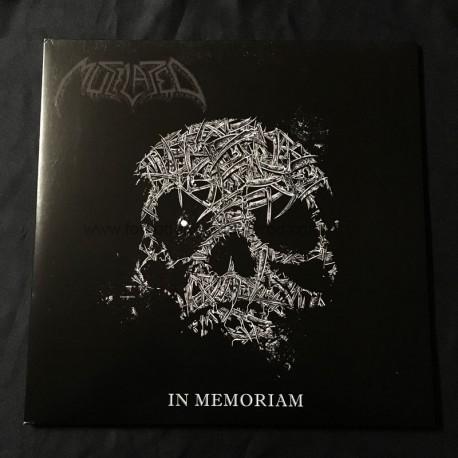 """MUTILATED """"In Memoriam"""" 2x12""""LP"""