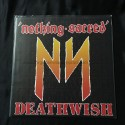 "NOTHING SACRED ""Deathwish"" 12""pic MLP"