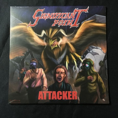 "SIGNIFICANT POINT ""Attacker"" 7""EP"