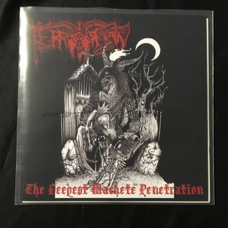 "TERRORSAW ""The Deepest Machete Penetration"" 7""EP"
