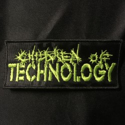 CHILDREN OF TECHNOLOGY patch