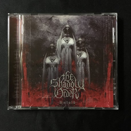 "THE SHADOW ORDER ""Untold"" CD"