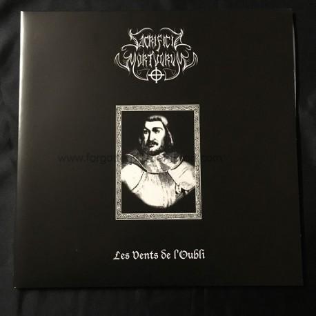 """SACRIFICIA MORTUORUM """"Les Vents de l'Oubli"""" 2x12""""LP"""