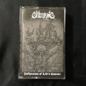 "GRIMFAUG ""Defloration of Life's Essence"" Tape Album"