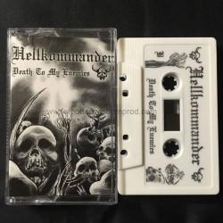 """HELLKOMMANDER """"Death to my Enemies"""" Pro Tape"""