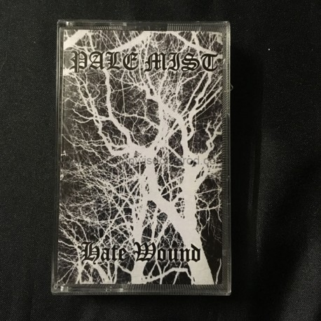 "PALE MIST ""Hate Wound"" Demo"