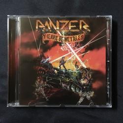 """PANZER """"Tierra de Metales"""" CD"""