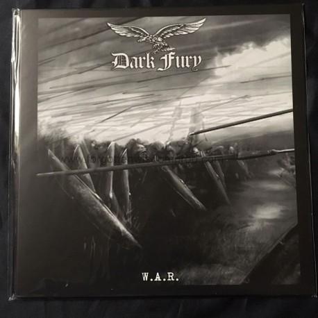 """DARK FURY """"War"""" 12""""LP"""
