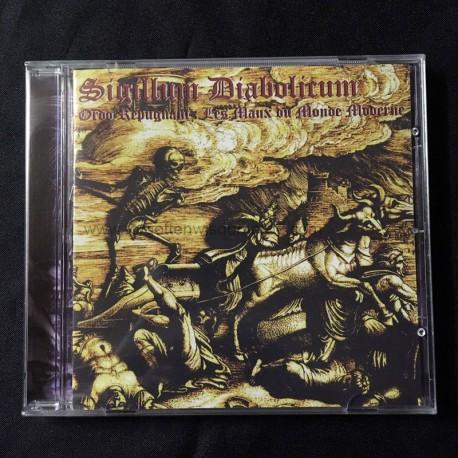 """SIGILLUM DIABOLICUM """"Ordo Repugnant : Les Maux du Monde Moderne"""" CD"""