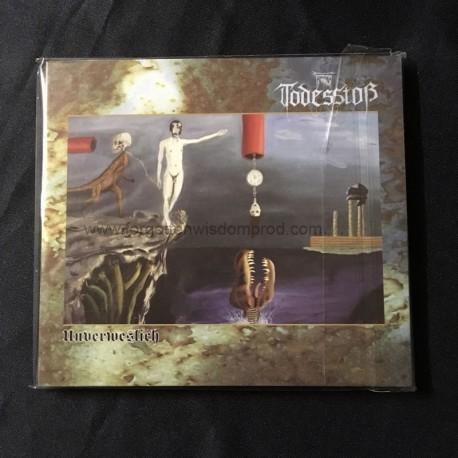 "TODESSTOSS ""Unverwelig"" Digipack CD"