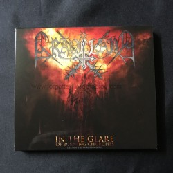 "GRAVELAND ""In the Glare of Burning Churches"" slipcase CD"