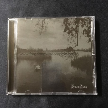 "LYKAUGES ""Swan Song"" CD"