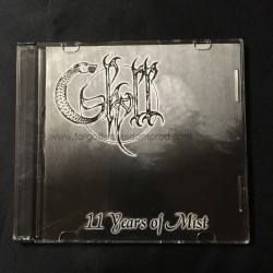 "SKOLL ""11 years of Mist"" CD"