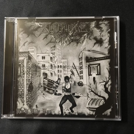 "SLAUGHTERED PRIEST ""World Wide War"" CD"
