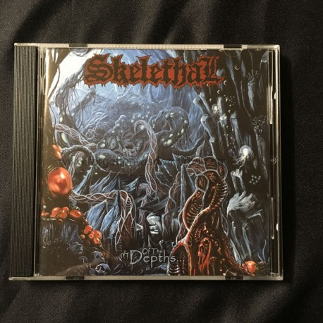 "SKELETHAL ""Of the Depths"" CD"