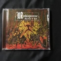 "ROBESPIERRE ""Garden of Hell"" CD"