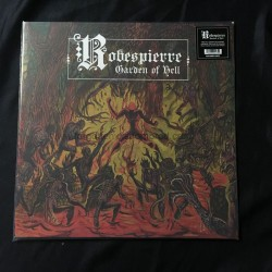 "ROBESPIERRE ""Garden of Hell"" 12""LP"